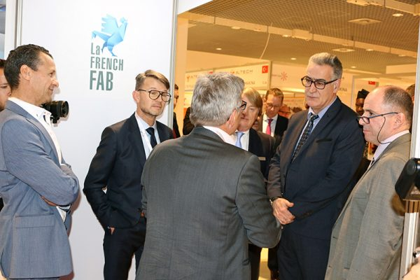 fairtrade launches agrofood Algeria 2019 at the brand-new Centre International de Conférences (CIC) in Algiers