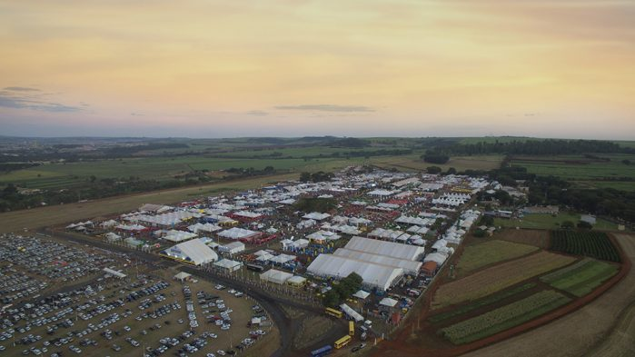 Optimism in Agribusiness boots Agrishow 2019
