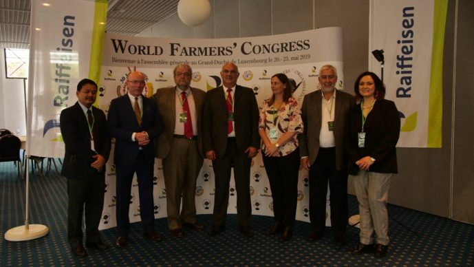 Family farmer issues are Saai's priority at launch of UN's Decade of Family Farming