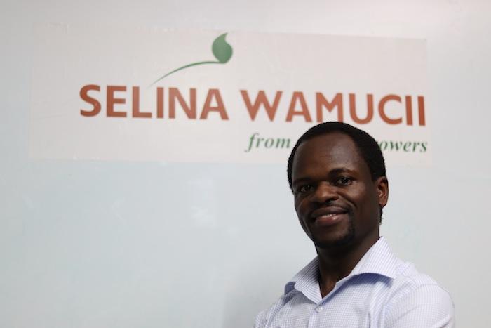 Kenya social entrepreneur wins Prestigious Commonwealth Award for connecting farmers to global markets