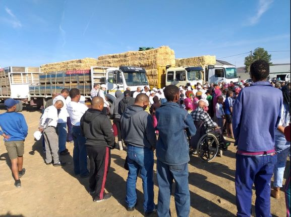 Ceres growers head to Sutherland to support drought-hit farmers