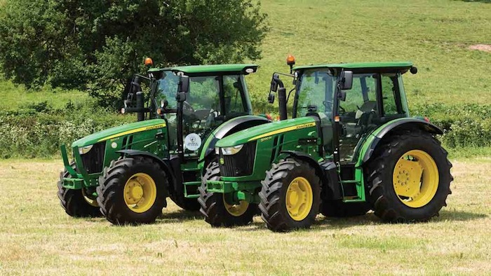Zimbabwe government signs a US $50m deal with John Deere for tractor supply