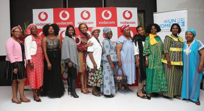 Vodacom's Women Farmers Programme goes nationwide  to transform small scale Agri sector through Digital tools
