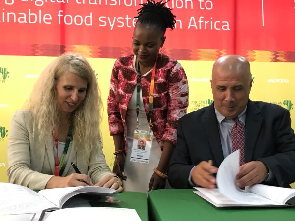 African Development Bank, African Fertilizer and Agribusiness Partnership sign $5.4 million agreements to foster fertilizer market in Nigeria and Tanzania
