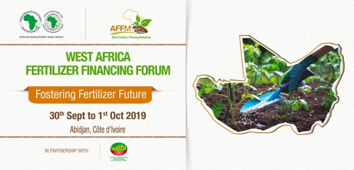 African Development Bank to host first West Africa Fertilizer Financing Forum
