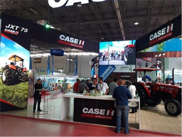 Case IH highlights tractors to boost Tunisia farm productivity at nation's premier show