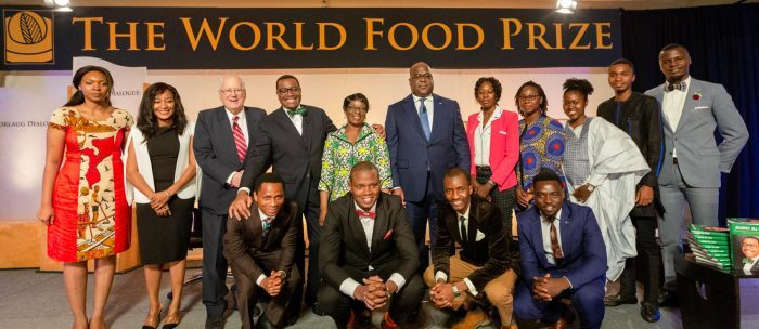 World Food Prize and World Hunger Fighters Foundation Launch Fellowship for Young African Agribusiness Innovators