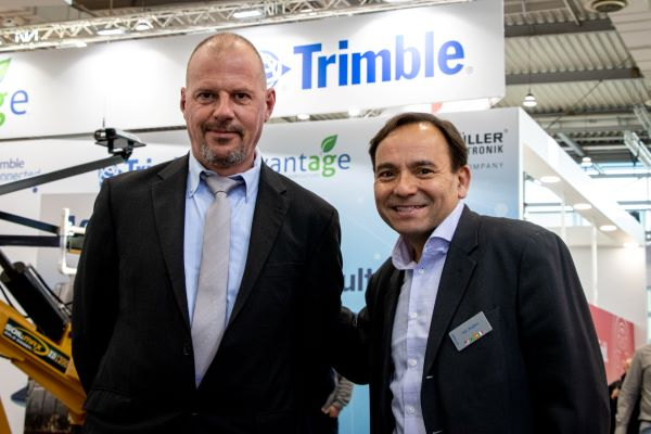 Trimble Showcases New Ag Solutions at Agritechnica 2019