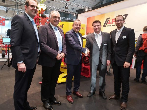 LEMKEN & APV started cooperation in the catch crop area