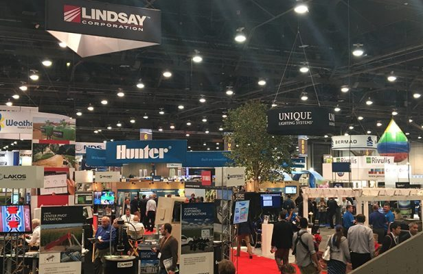 The IA celebrates a successful 2019 Irrigation Show & Education Week