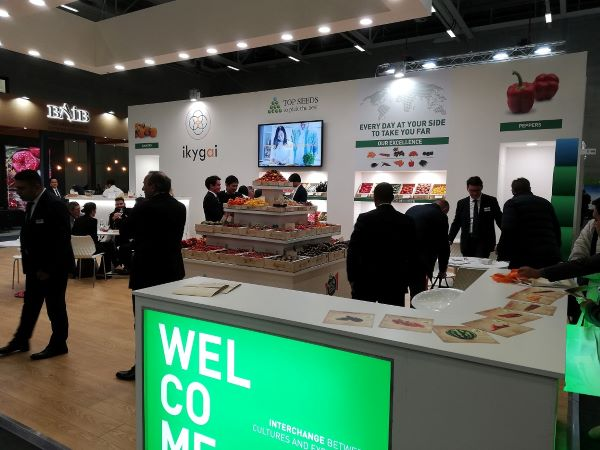 Top Seeds International: at Fruit Logistica with a new brand