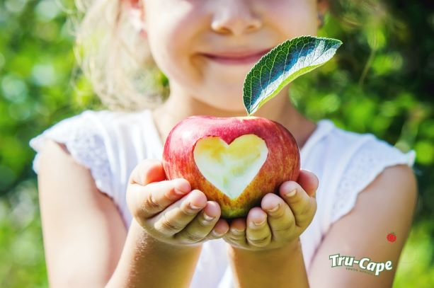 Eat the whole apple for optimum health benefits