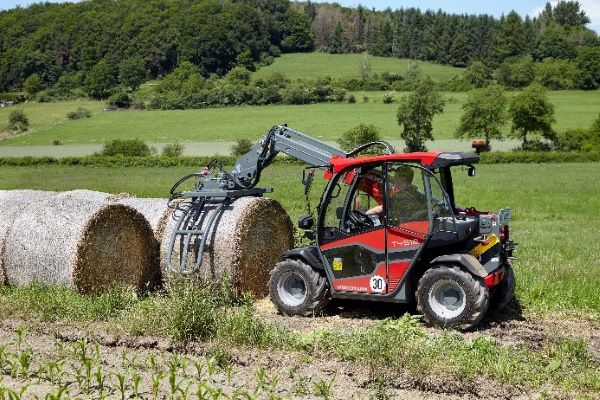 T4512 – Next Generation. The relaunch of the successful Weidemann compact telehandler