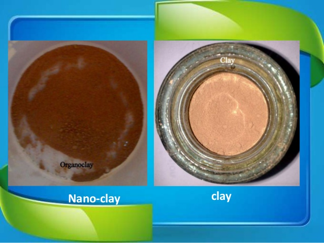 Development of the 'Nano-clay'
