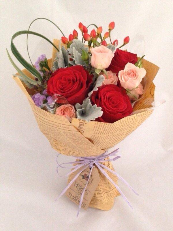surprise bouquet FARM FLORIST