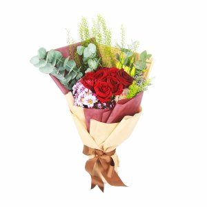 rachel bouquet by farm florist singapore