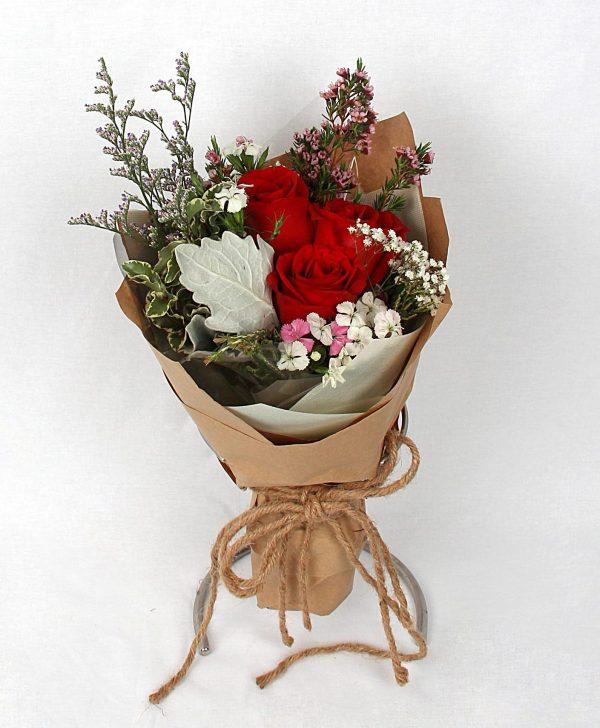 surprise bouquet by farm florist
