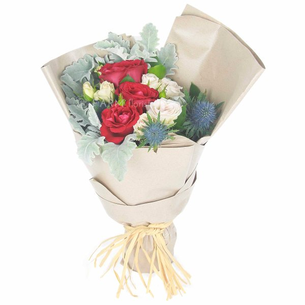 Diana Bouquet by Farm Florist Singapore