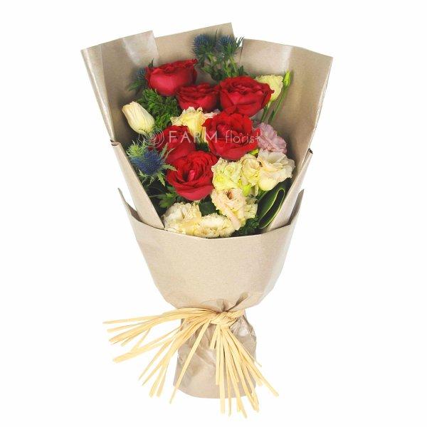 Sasha Bouquet by Farm Florist Singapore