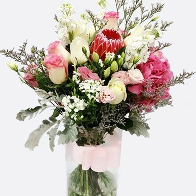 Ledley Protea flower arrangement singapore