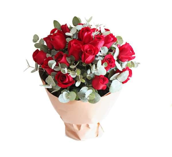 Lindsey rose bouquet by farm florist singapore