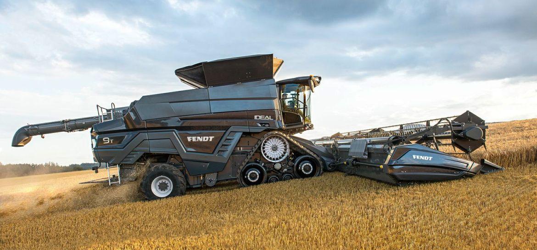 Maior colheitadeira do mundo em 2018