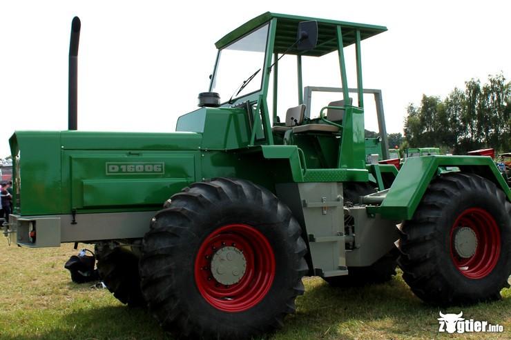 Trator Deutz D 16006