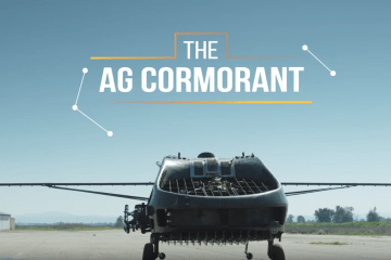 Ag Cormorant