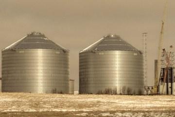 maior silo do mundo