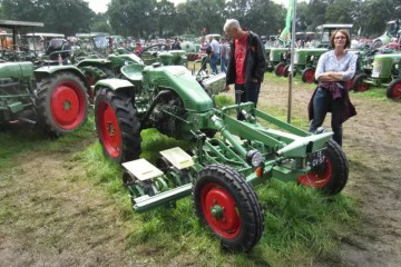 Fendt GT Tool Carrier
