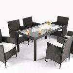 Baner-Garden-7-Pieces-Outdoor-Furniture-Complete-Patio-PE-Wicker-Rattan-Garden-Dining-Set-Full-Black-0-0