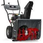 Briggs-and-Stratton-1696610-Dual-Stage-Snow-Thrower-with-208cc-Engine-and-Electric-Start-0-0
