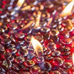 Glass-Beads-Fireplace-Glass-Sangria-Luster-12-Inch-25-Lbs-0