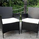 Merax-4-Piece-Outdoor-Patio-PE-Rattan-Wicker-Garden-Lawn-Sofa-Seat-Patio-Rattan-Furniture-Sets-0-1
