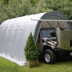 Rhino-Shelter-Instant-Garage-Round-Style-14x24x10-Grey-BMC-MDM-84101-0