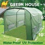 STRONG-CAMEL-New-Greenhouse-10-X7X6-Larger-Hot-Garden-House-0