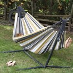 Vivere-Double-Hammock-with-Space-Saving-Steel-Stand-0