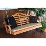 A-L-Furniture-Co-Western-Red-Cedar-4-Marlboro-Swing-Ships-Free-in-5-7-Business-Days-0