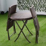AK-Energy-3PC-Outdoor-Rattan-Wicker-Patio-Folding-Round-Table-Chair-Bistro-Furniture-Set-Free-Standing-0-0