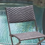 Belleze-Folding-Table-Chair-Bistro-Set-Rattan-Wicker-Outdoor-Furniture-Seats-Resin-3-PC-0-1