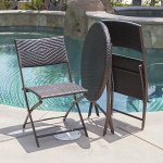 Belleze-Folding-Table-Chair-Bistro-Set-Rattan-Wicker-Outdoor-Furniture-Seats-Resin-3-PC-0-2