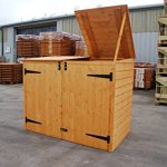 Bosmere-Rowlinson-A042-Garbage-Bin-Storage-Shed-69-x-53-x-40-0-2