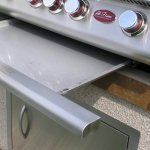 Cal-Flame-LBK-710-A-Stucco-Grill-Island-With-Tile-Top-And-4-Burner-Stainless-Steel-Gas-Grill-0-1