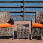 Comfortable-Three-Pieces-Chair-and-Side-Table-Set-Perfect-Cozy-Place-to-Sit-Outdoors-while-Eating-Chatting-or-Relaxing-Water-and-Moisture-Repellent-All-Weather-Cushion-Covers-Expert-Guide-0-0