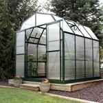 Grandio-Elite-8×12-Greenhouse-Kit-10mm-Twin-Wall-Polycarbonate-0-0