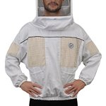 Humble-Bee-532-Ventilated-Beekeeping-Smock-with-Square-Veil-0