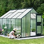 Juliana-Junior-Polycarbonate-Greenhouse-9×12-0