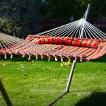 New-Luxury-Pillow-Top-Double-Hammock-with-Bamboo-Spreader-Bar-0