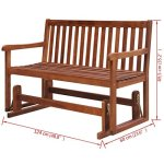 Outdoor-Patio-Wooden-Glider-Bench-Porch-Swing-Chair-Acacia-Wood-Patio-Furniture-0-1