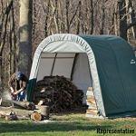 ShelterLogic-71072-Green-10x24x10-Round-Style-Shelter-0-0